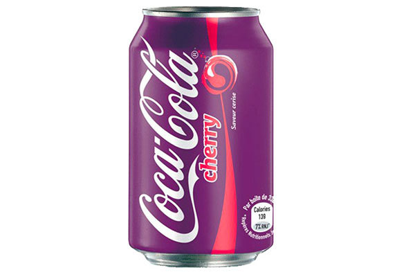 Coca-Cola Cherry (33cl)